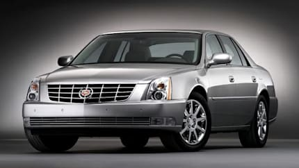 2011 Cadillac DTS - 4dr Sedan (Base)