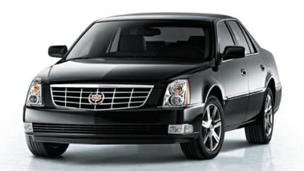 2011 Cadillac DTS - 4dr Livery (Base)