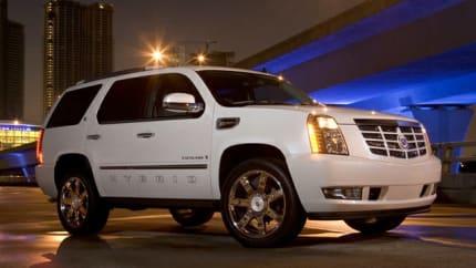 2013 Cadillac Escalade Hybrid - 4x2 (Base)