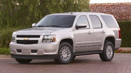2013 Chevrolet Tahoe Hybrid - 4x2 (Base)
