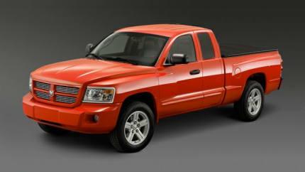 2011 Dodge Dakota - 4x2 Extended Cab 131.3 in. WB (ST)