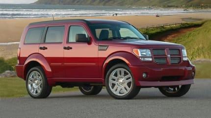 2011 Dodge Nitro - 4dr 4x2 (Heat)