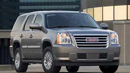 2013 GMC Yukon Hybrid - 4x2 (Base)