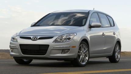 2012 Hyundai Elantra Touring - 4dr Hatchback (GLS)