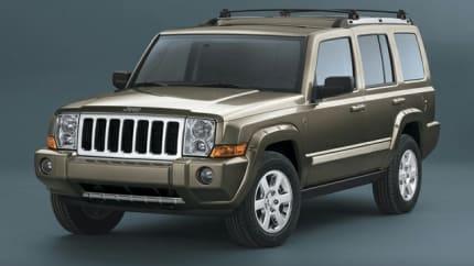 2010 Jeep Commander - 4dr 4x2 (Sport)