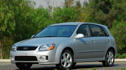 2009 Kia Spectra5 - 4dr Hatchback (SX)