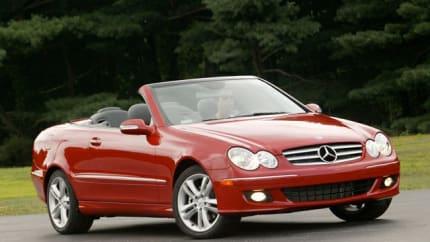 2009 Mercedes-Benz CLK-Class - CLK350 2dr Convertible (Base)