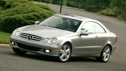 2009 Mercedes-Benz CLK-Class - CLK350 2dr Coupe (Base)
