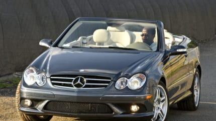 2009 Mercedes-Benz CLK-Class - CLK550 2dr Convertible (Base)