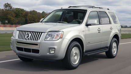 2011 Mercury Mariner - 4dr Front-wheel Drive (Base)