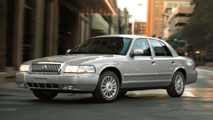 2011 Mercury Grand Marquis - 4dr Sedan (LS Retail)