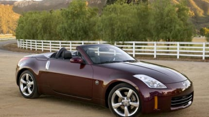 2009 Nissan 350Z - 2dr Roadster (Enthusiast)
