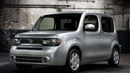 2014 Nissan Cube - 4dr Front-wheel Drive Wagon (1.8 S)