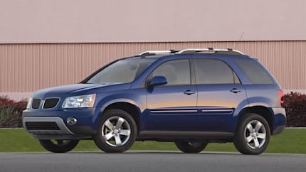 2009 Pontiac Torrent - Front-wheel Drive Sport Utility (Base)