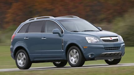 2009 Saturn VUE - Front-wheel Drive (4-Cyl XE)