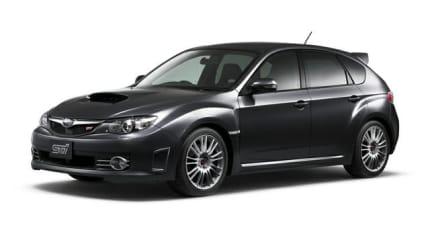 2012 Subaru Impreza WRX STi - 4dr All-wheel Drive Hatchback (Base)