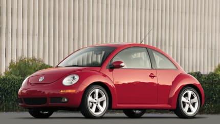 2010 Volkswagen New Beetle - 2dr Hatchback (2.5L)