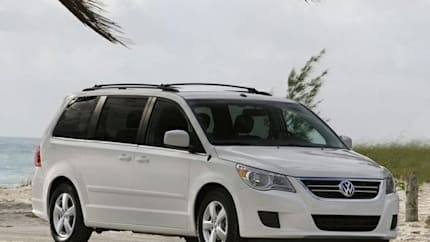 Volkswagen Routan Prices, Reviews and New Model Information - Autoblog