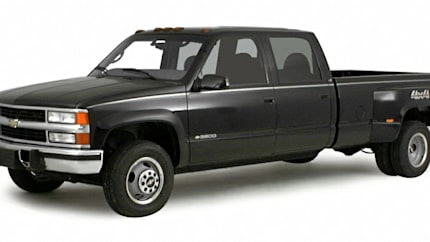 2000 Chevrolet K3500 - 4x4 Regular Cab 131.5 in. WB HD (Base)