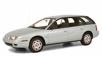 2001 Saturn SWP - 4dr Station Wagon (RHD Rural Postal)