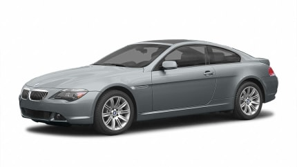 2005 BMW 645 - 2dr Coupe (Ci)