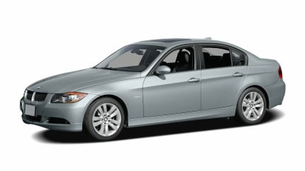 2006 BMW 325 - 4dr Rear-wheel Drive Sedan (i)