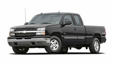 2007 Chevrolet Silverado 1500 Hybrid Classic - 4x4 Extended Cab 6.5 ft. box 143.5 in. WB (LT2)