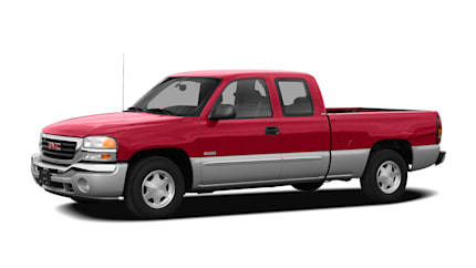 2007 GMC Sierra 1500 Hybrid Classic - 4x2 Extended Cab 6.6 ft. box 143.5 in. WB (SLE1)
