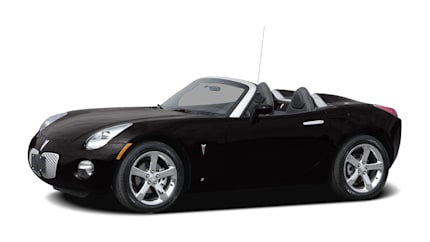 2009 Pontiac Solstice - 2dr Convertible (Street Edition)