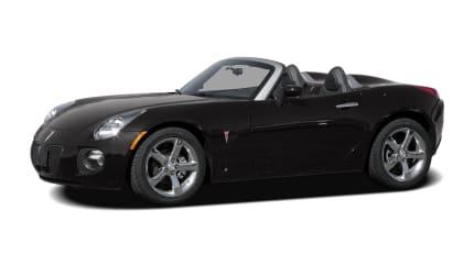 2009 Pontiac Solstice - 2dr Convertible (GXP)