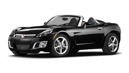 2009 Saturn Sky - 2dr Convertible (Red Line)