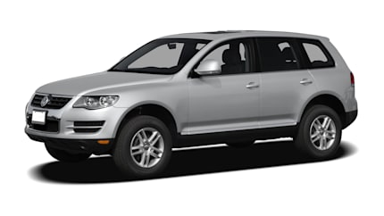 2009 Volkswagen Touareg 2 - 4dr All-wheel Drive (V6 TDI)