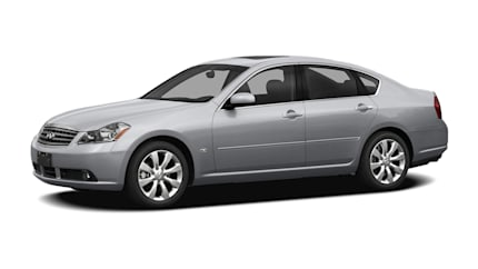 2010 INFINITI M45x - 4dr All-wheel Drive Sedan (Base)