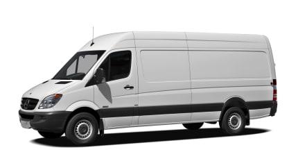 Mercedes benz sprinter van prices reviews and new model for 2010 mercedes benz sprinter extended cargo van