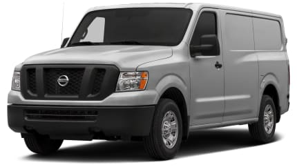 2017 Nissan NV Cargo NV1500 - 3dr Rear-wheel Drive Cargo Van (S V6)