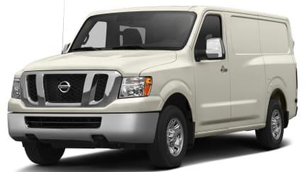 2017 Nissan NV Cargo NV3500 HD - 3dr Rear-wheel Drive Cargo Van (S V8)