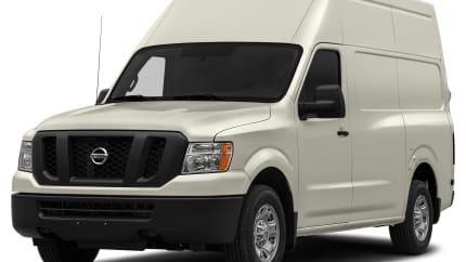 2017 Nissan NV Cargo NV3500 HD - 3dr Rear-wheel Drive High Roof Cargo Van (S V8)