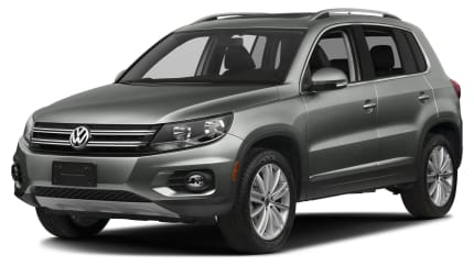 2017 Volkswagen Tiguan Limited - 4dr Front-wheel Drive (2.0T)