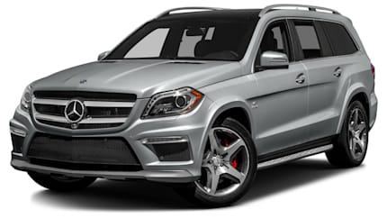 2016 Mercedes-Benz AMG GL - AMG GL 63 4dr All-wheel Drive 4MATIC (Base)