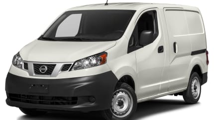 2017 Nissan NV200 - 4dr Compact Cargo Van (S)