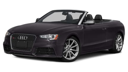 2015 Audi RS 5 - 2dr All-wheel Drive quattro Cabriolet (4.2)