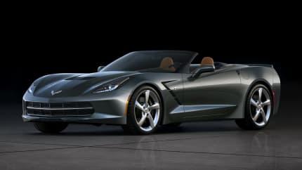 2019 Chevrolet Corvette - 2dr Convertible (Stingray)
