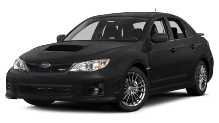 2014 Subaru Impreza WRX - 4dr All-wheel Drive Sedan (Base)