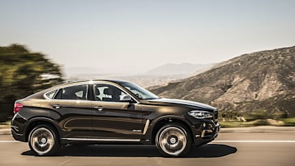 2018 BMW X6 - 4dr All-wheel Drive Sports Activity Coupe (xDrive35i)