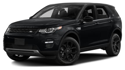 2017 Land Rover Discovery Sport - 4dr 4x4 (SE)