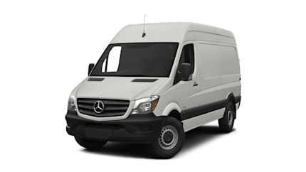 2018 Mercedes-Benz Sprinter 2500 - Sprinter 2500 Cargo Van 170 in. WB Rear-wheel Drive (High Roof V6)