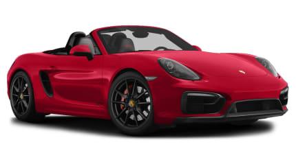 2016 Porsche Boxster - 2dr Rear-wheel Drive Convertible (GTS)
