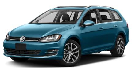 2017 Volkswagen Golf SportWagen - 4dr Front-wheel Drive (TSI S)
