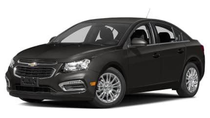 2016 Chevrolet Cruze Limited - 4dr Sedan (ECO Manual)