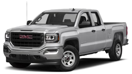 2018 GMC Sierra 1500 - 4x2 Double Cab 6.6 ft. box 143.5 in. WB (Base)